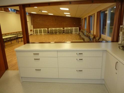 Hall Kitchen 35
