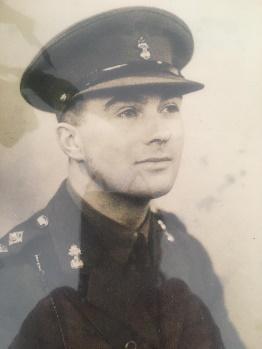 Major J J McPhillips